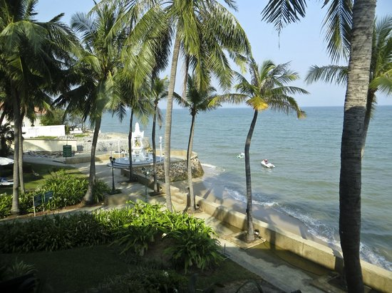 Dusit Thani Hua Hin : Dusit Suite Room View