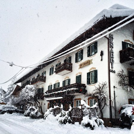 Menardi Hotel : Hotel Menardi Christmas Winter 2013