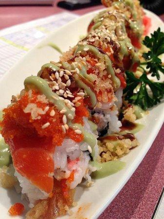 Fusion Korean Restaurant: Krazy Roll