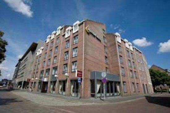 Bastion Hotel Maastricht Centrum: voorkant hotel