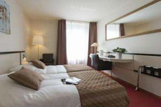 Bastion Hotel Maastricht Centrum : kamer