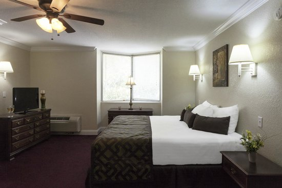 Reagan Resorts Inn : King Room