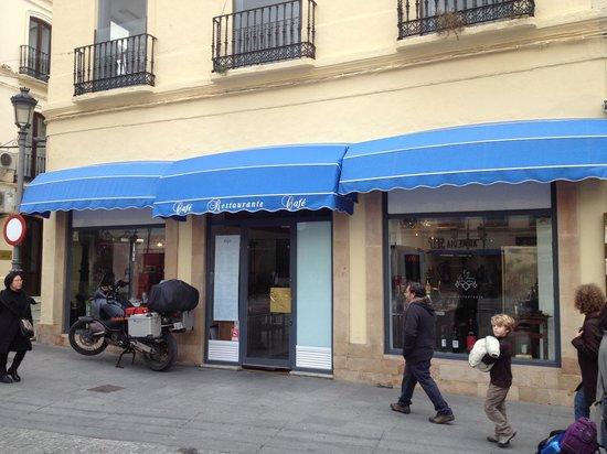 Restaurante La Fuente: Café La Fuente