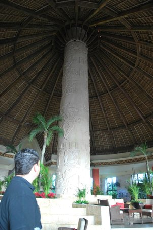 Grand Bahia Principe Tulum: Loby Tulum