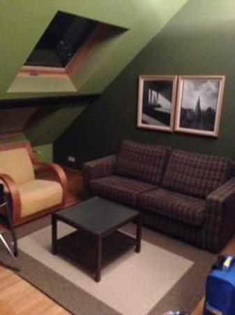 MAS Residence: living area