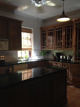 The Villas at Stonehaven : kitchen