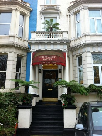 Her Majesty Hotel: hotel