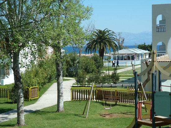 Messonghi Beach Resort : Hotel
