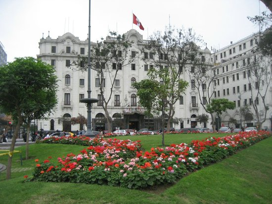 Gran Hotel Bolivar: Hotel