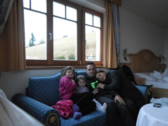 Hotel Tratterhof: Tutta la famiglia in Camera