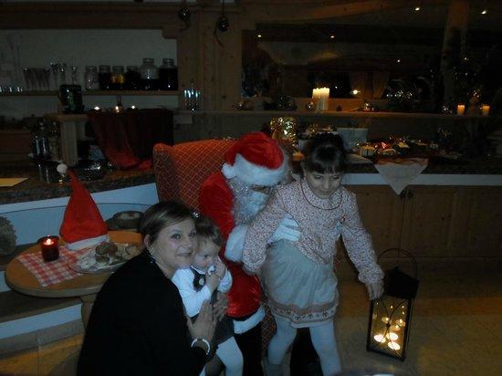 Hotel Tratterhof: Babbo Natale a Maranza