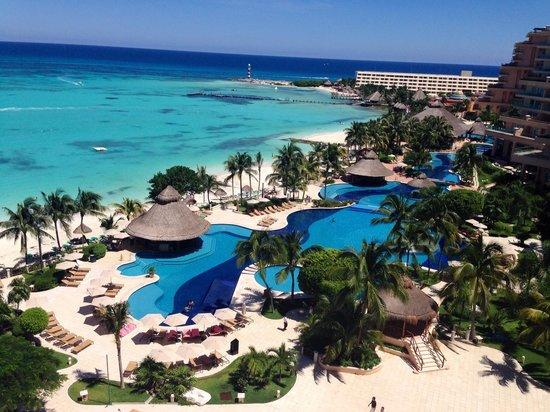 Grand Fiesta Americana Coral Beach Cancun: Hermoso!!!