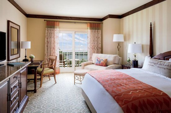 The Ritz-Carlton Reynolds, Lake Oconee: Standard room with King bed