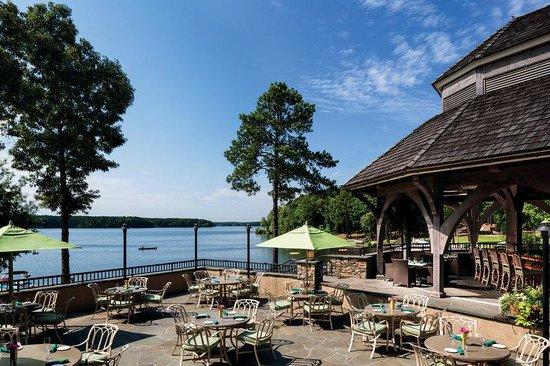 The Ritz-Carlton Reynolds, Lake Oconee: Gaby's by the Lake
