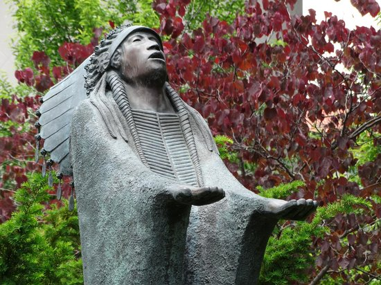 Philbrook Museum of Art: Appeal to above