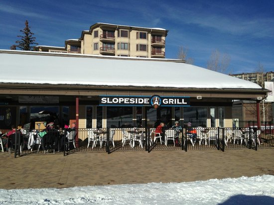 Slopeside Grill - Steamboat Springs, CO