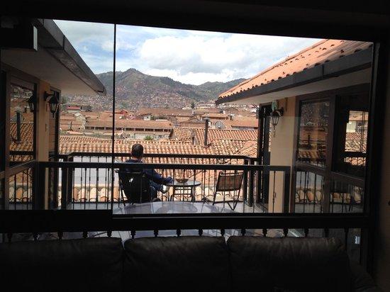 Tierra Viva Cusco Plaza : Excelente hotel en Cuzco muy bonito, cerca del centro y la plaza de armas además de un buen prec