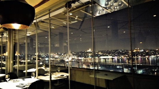 X Restaurant & Bar: Panoramica