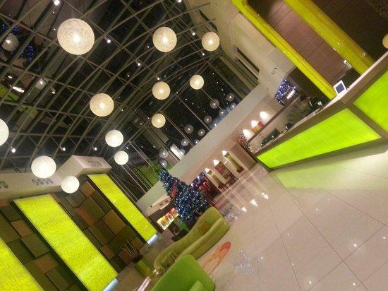 Traders Hotel, Qaryat Al Beri, Abu Dhabi: Traders lobby