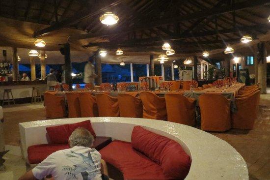 Hotel Keur Saloum: Restaurant