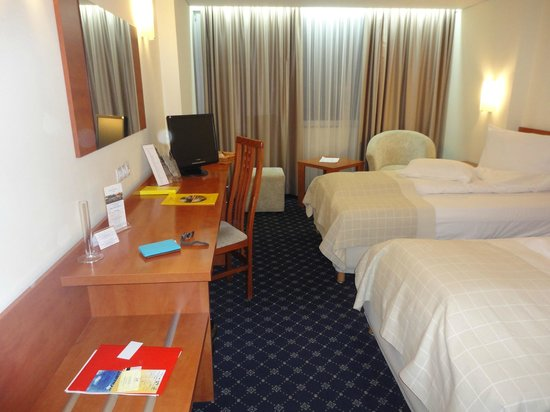 Hotel Marshal: Bedroom