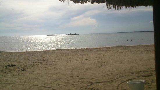 Grand Bahia Principe La Romana : La Playa.