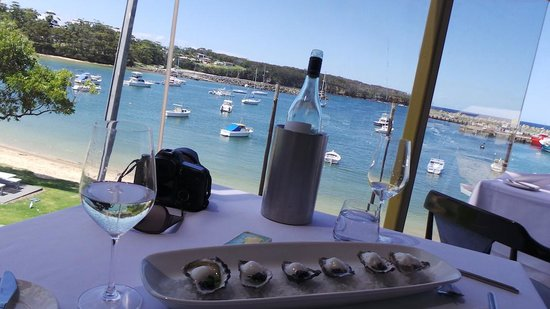 Ceto Restaurant and Bar: Amazing view