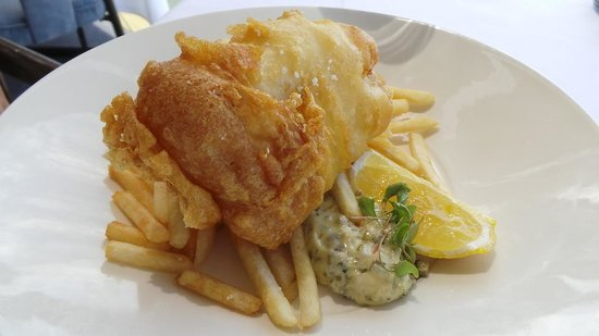 Ceto Restaurant and Bar: Fish of the Day
