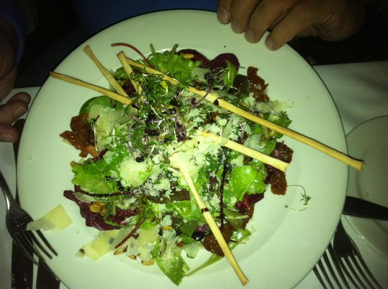 Cafe Glockenspiel: Salad