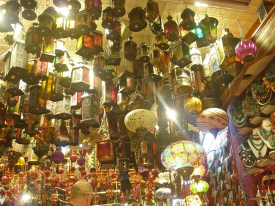 Mercado del Antiguo Muttrah: Souk Muttrah
