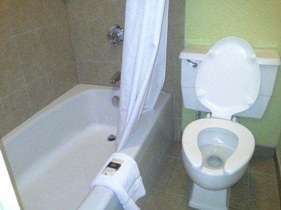 Rosen Inn: Bathroom