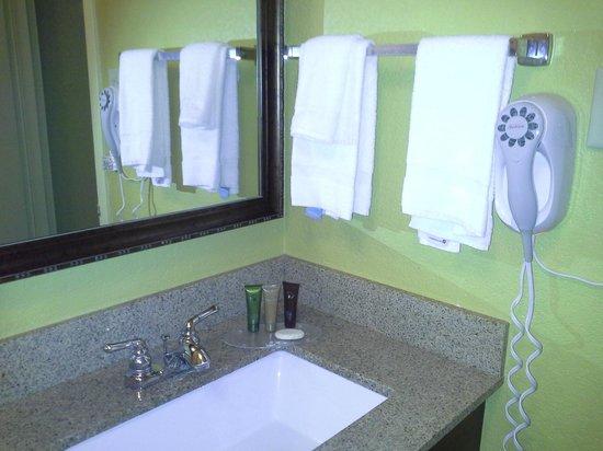 Rosen Inn: Sink
