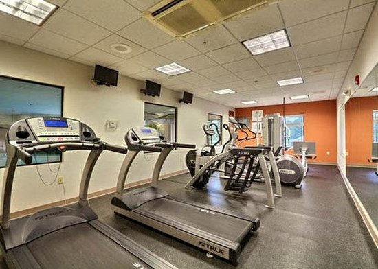Comfort Suites Grand Rapids North: Fitness Center
