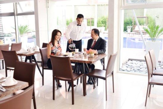 Adriatika Hotel Boutique: Restaurante Markis