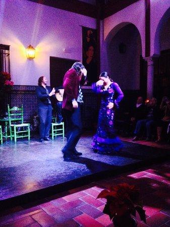 La Casa del Flamenco Auditorio Alcantara: Emozionante