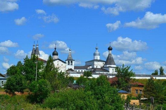 Vologda Kremlin: Ферапонтов монастырь