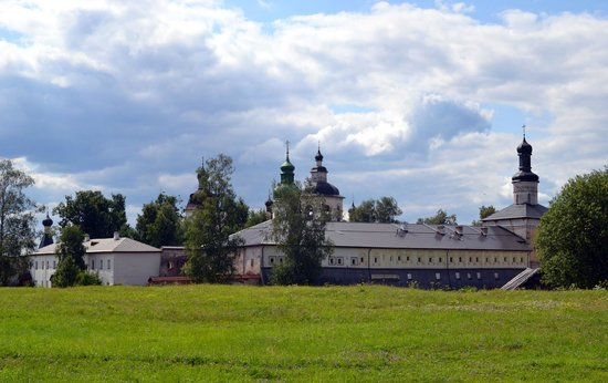 Vologda Kremlin: Кирилло-Белозерский музей заповедник