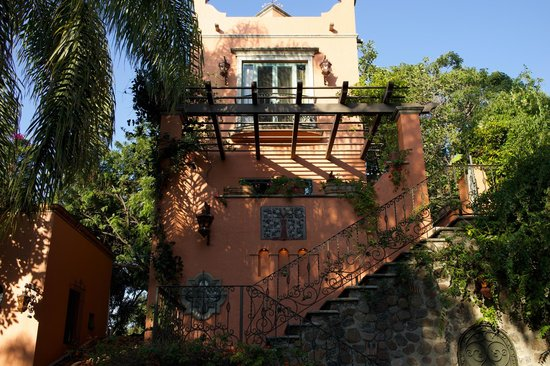 Hacienda del Lago Boutique Hotel: The Tower Room