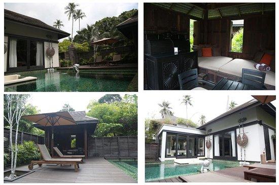Anantara Mai Khao Phuket Villas: Villa Pool
