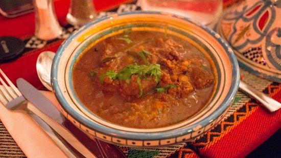 Casablanca: Beef Tagine