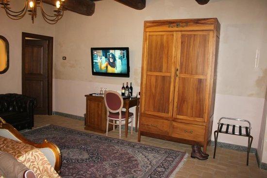 Relais Castrum Boccea : Room
