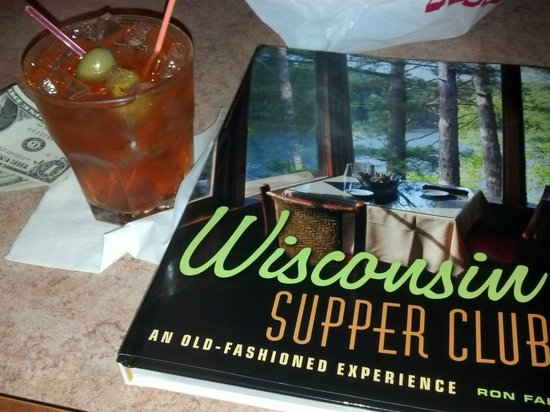 Kropps supper club brandy old fashioned wisconsin for Best fish fry madison wi