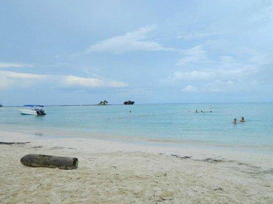 Sol Caribe Campo: Playa del hotel
