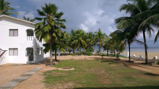 Jamelah Beach Guest House: View from our room