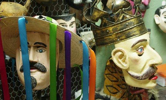 La Otra Cara de Mexico Mask Museum and Folk Art Gallery