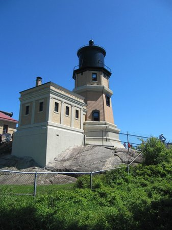 Split Rock Lighthouse: lighthouse