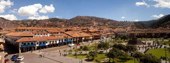 Plaza de Armas Cusco Hotel: Fachada