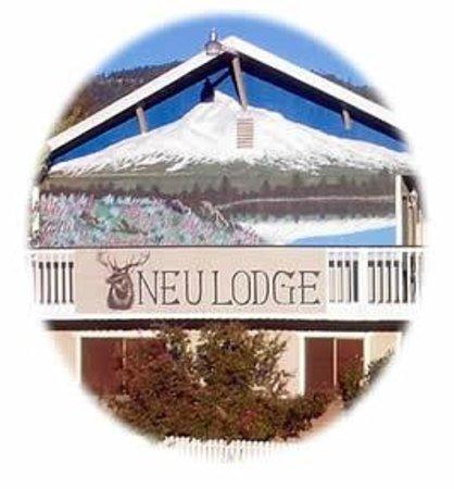 Neu Lodge Motel: Outside Front View