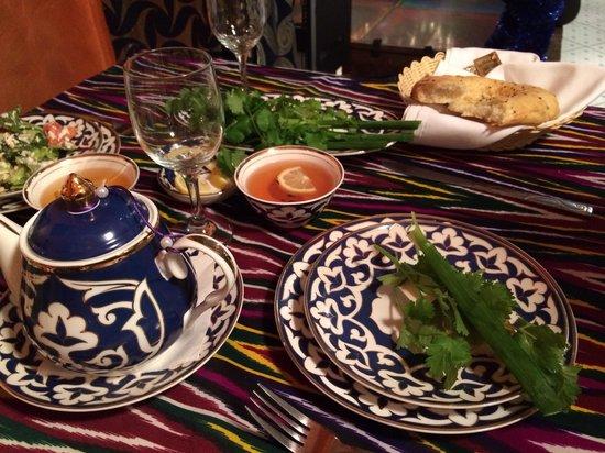 Chayhana Oasis: Вкусно