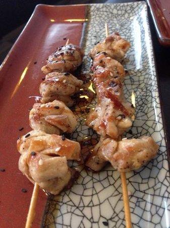 Ichiban: spiedino di pollo